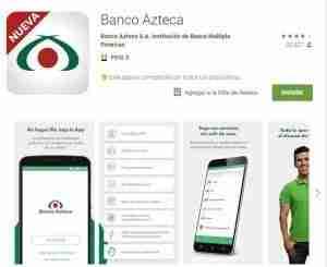 consulta de saldo banco azteca movil app